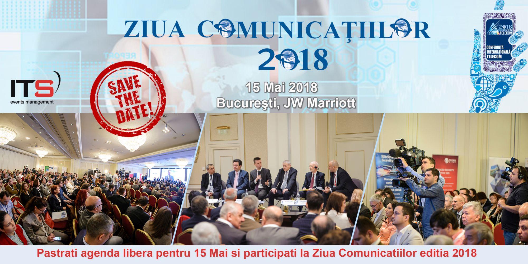 Ziua Comunicatiilor 2018