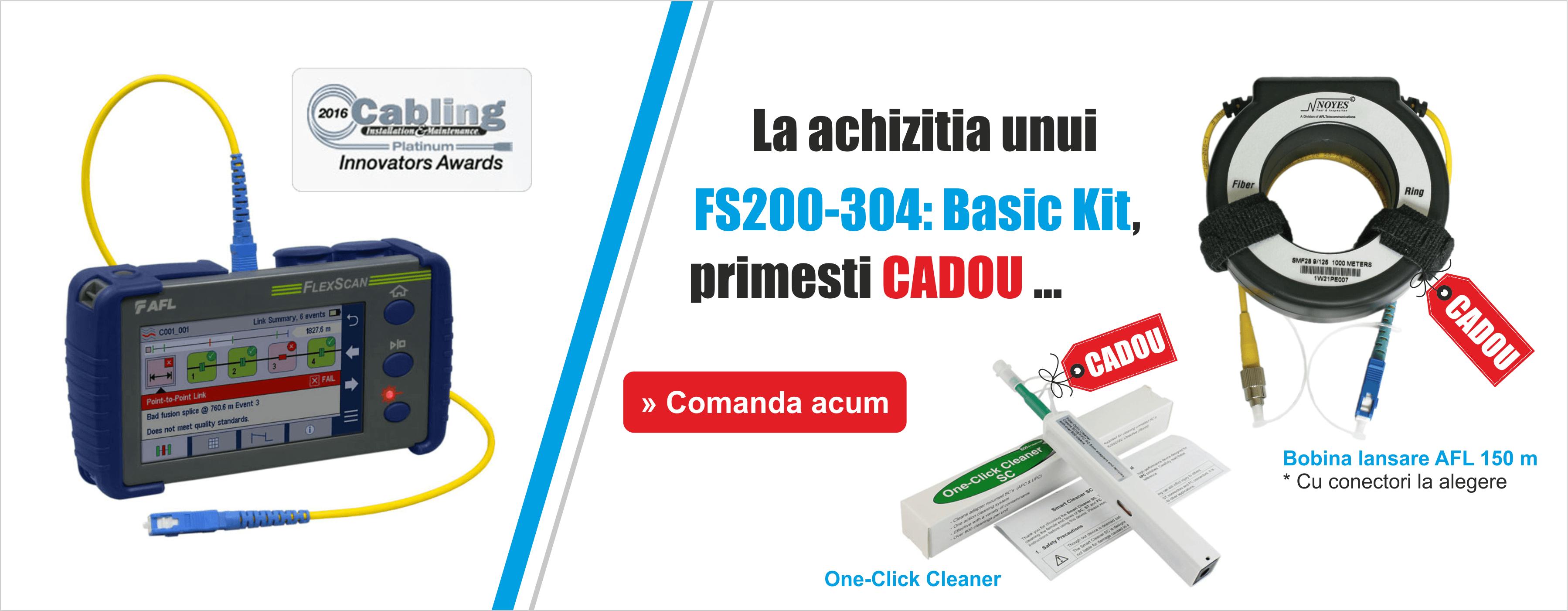 AFL FlexScan - FS200-304